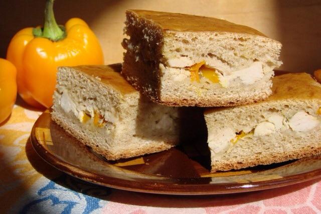 Пирог из маргарина