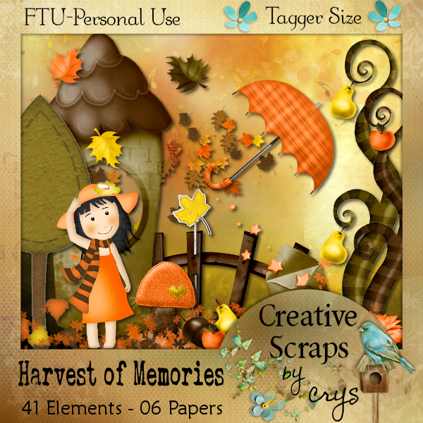 Harvest of Memories Preview TS (600x600, 623Kb)
