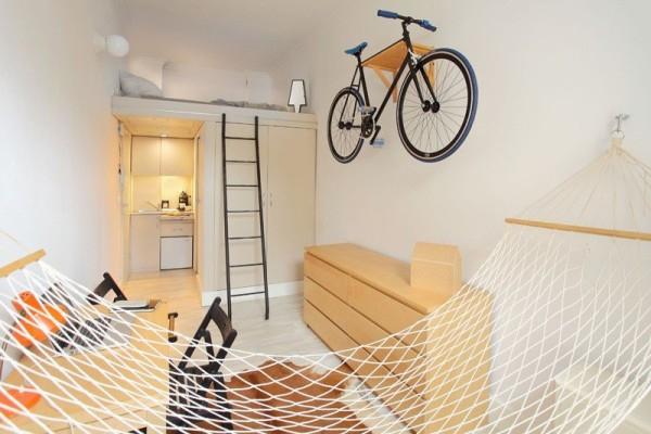 Дизайн комнаты 13м2