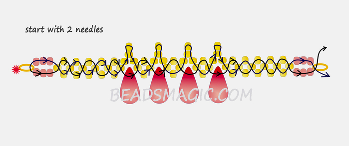 free-beading-necklace-tutorial-pattern-25 (700x293, 101Kb)