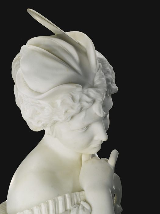 Ferdinando Vichi (Italian Sculptor 1875-1945) Masquerade (5) (525x700, 143Kb)