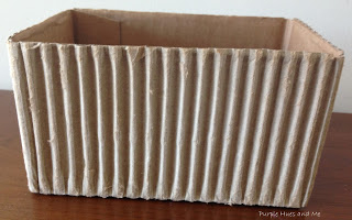 Декоративная ваза из картона, джута и шашлычных палочек (4) (320x200, 58Kb)