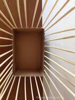Декоративная ваза из картона, джута и шашлычных палочек (6) (240x320, 70Kb)