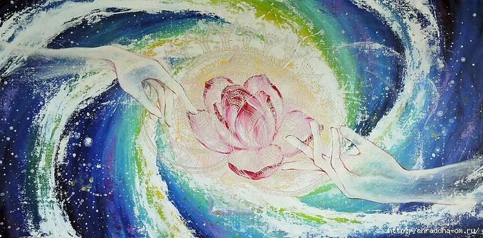картина МОМЕНТ, автор Shraddha (700x345, 311Kb)
