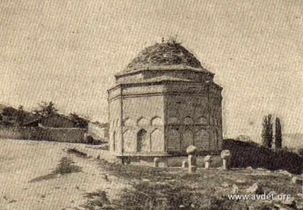 Дюрбе Диляры-бикеч, фото 1906 г 906 - web (600x416, 342Kb)