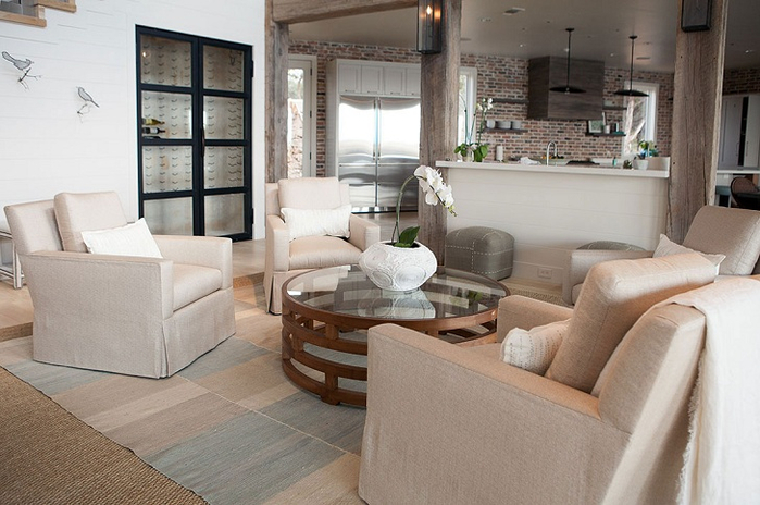 красивый дизайн интерьера большого дома 6 (700x464, 310Kb)