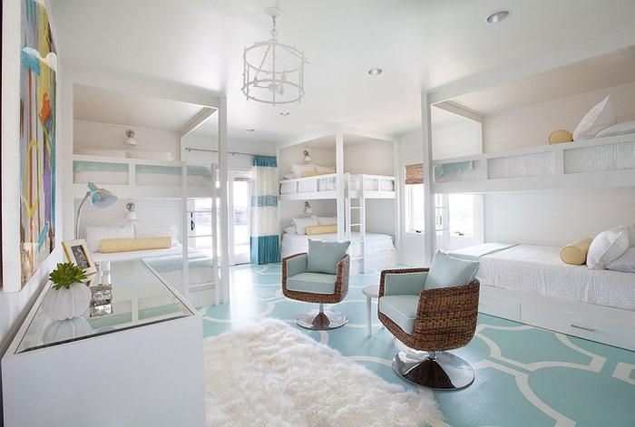 красивый дизайн интерьера большого дома 12 (700x471, 271Kb)
