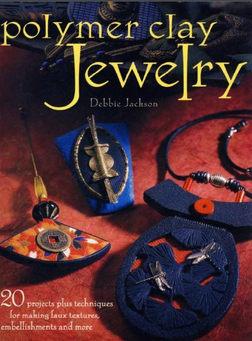Polymer Clay Jewelry Debbie Jackson (517x700, 420Kb)