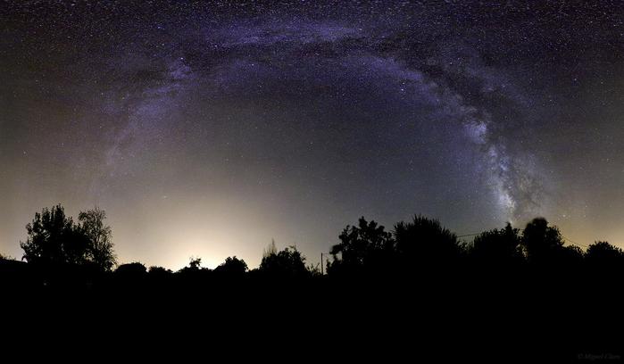Млечный путь в ночном небе7 (700x408, 209Kb)
