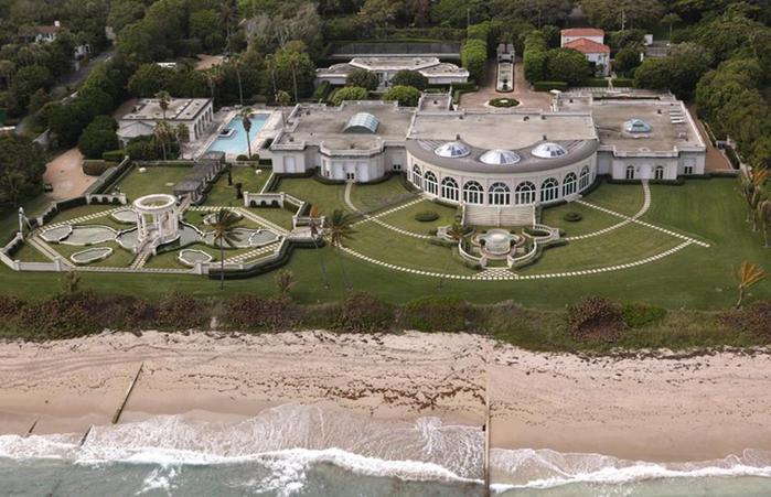 13 самых дорогих в мире частных домов