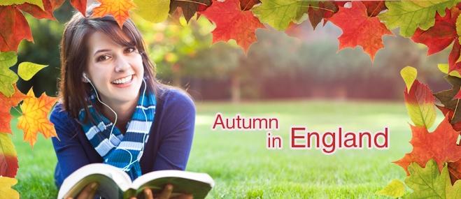 Осень в Великобритании – реальность с East-West Bridge Centre.