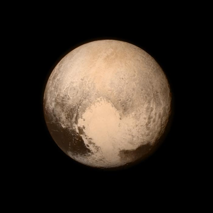 Новые фотографии Плутона, фотографии далёких планет,НАСА,NASA фото