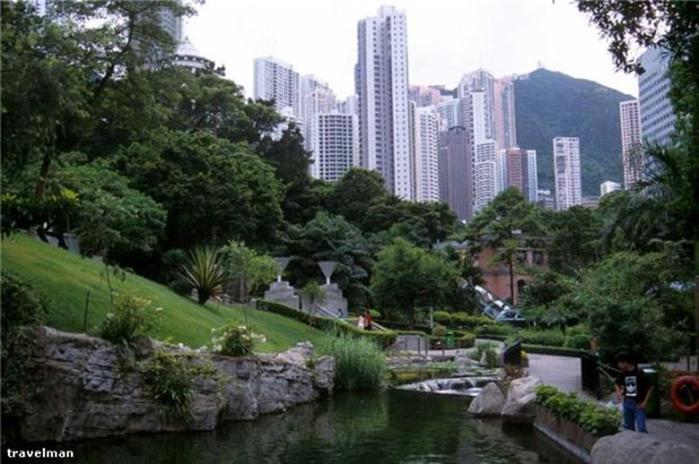 Гонконг. Часть первая (43 фото)