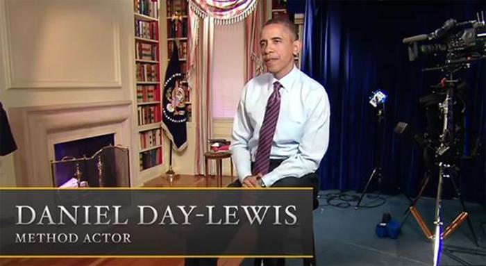 Видео. «Обама» Стивена Спилберга