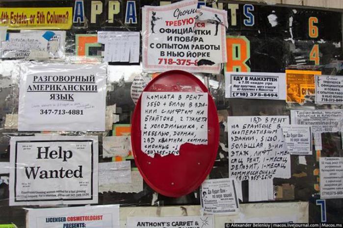Страх и ненависть на Брайтон Бич. Фотоистории