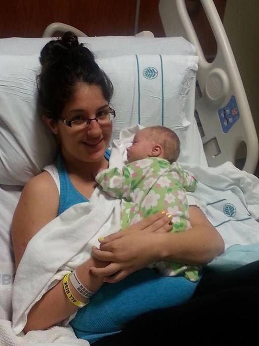 Ребенок заплакал и вывел маму из комы