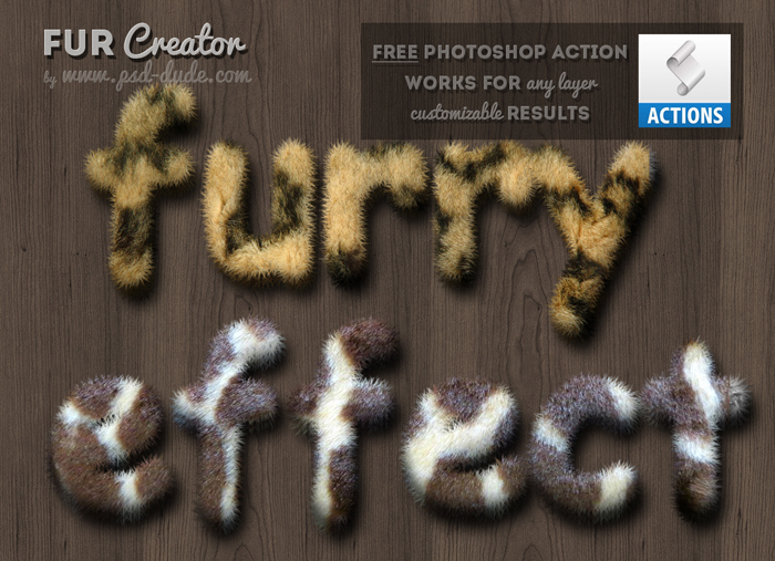 Photoshop Fur And Furry Effect (700x507, 408Kb)