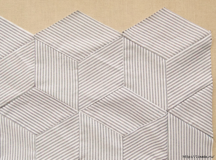 Striped-Tumbling-Blocks-Quilt-How-Tos-600-9 (700x519, 354Kb)