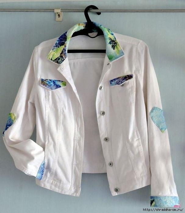 МК декору джинсовой куртки от Shraddha (1) (607x700, 221Kb)