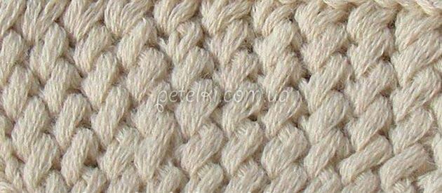 вязание резинка - Самое