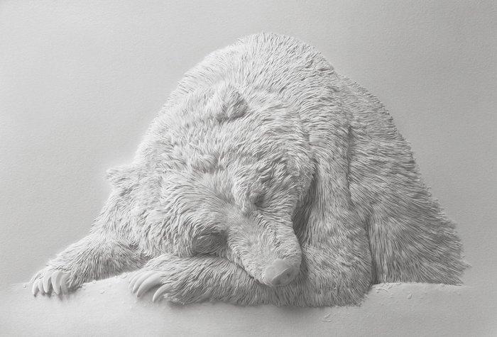 бумажные картины Келвина Николлса 5 (700x475, 161Kb)