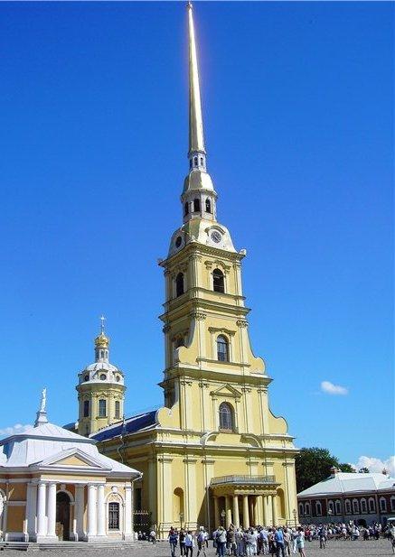 Петропавловский собор (437x617, 48Kb)