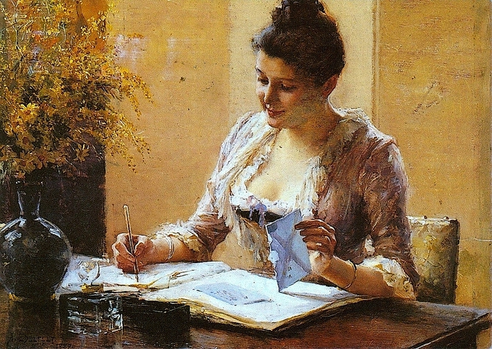 Albert Edelfelt (Finnish painter, 1854-1905) (700x496, 366Kb)