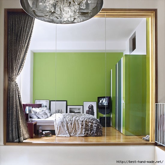 Modern-green-bedroom (550x550, 149Kb)