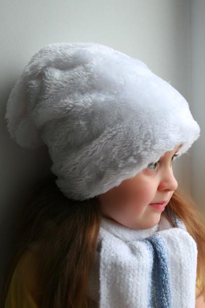Сшить шапку из искусственного меха своими руками