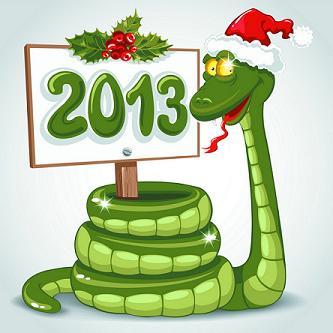 Змея_Новый год_год змеи_5 (333x333, 61Kb)