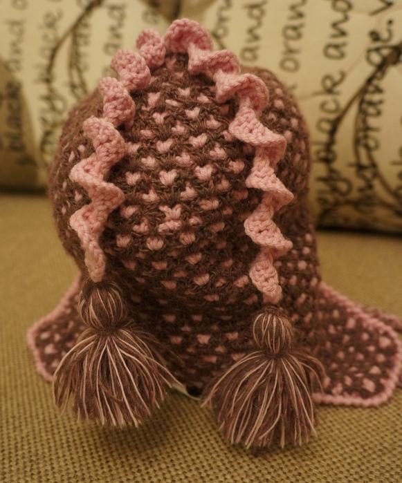 帽子和脖套 - maomao - 我随心动