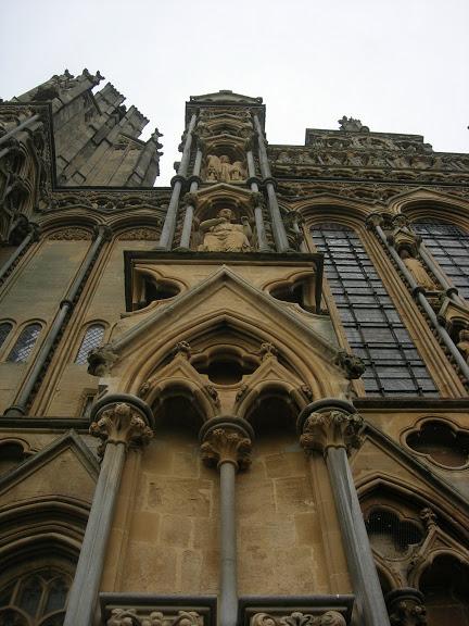 """Собор в Уэльсе - """"самый поэтический из английских Соборов""""- часть 1. 44858"""