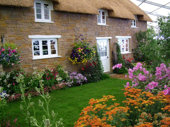 Cottage garden Perennials flower every year-0 (700x525, 113Kb)