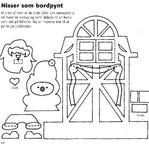 Превью Flere Juleklip i Karton (5) (691x667, 101Kb)