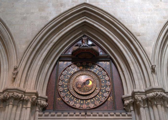"""Собор в Уэльсе - """"самый поэтический из английских Соборов""""- часть 1. 54955"""
