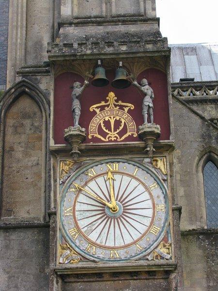 """Собор в Уэльсе - """"самый поэтический из английских Соборов""""- часть 1. 47999"""
