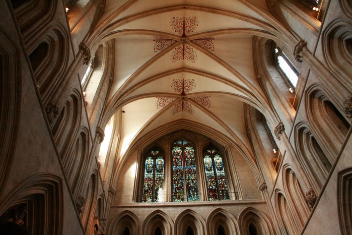 """Собор в Уэльсе - """"самый поэтический из английских Соборов""""- часть 1. 49634"""