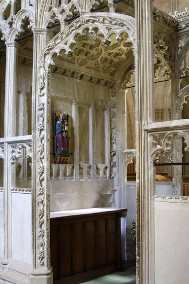 """Собор в Уэльсе - """"самый поэтический из английских Соборов""""- часть 1. 35773"""