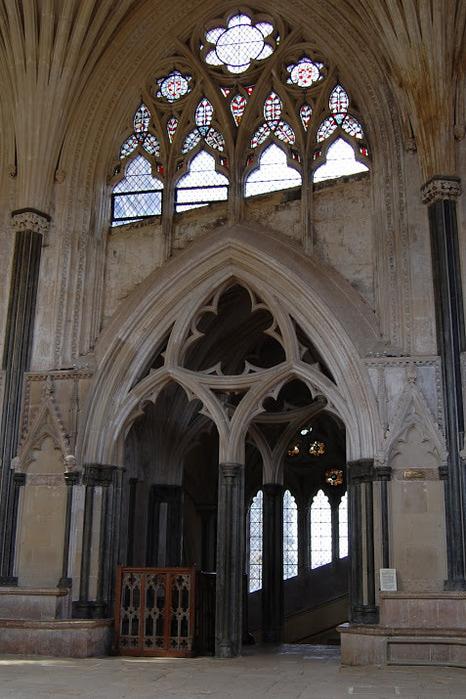 """Собор в Уэльсе - """"самый поэтический из английских Соборов""""- часть 1. 57120"""