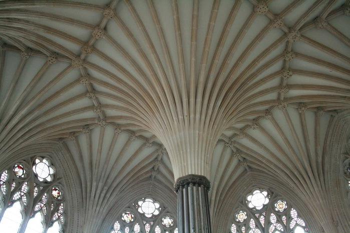 """Собор в Уэльсе - """"самый поэтический из английских Соборов""""- часть 1. 51646"""