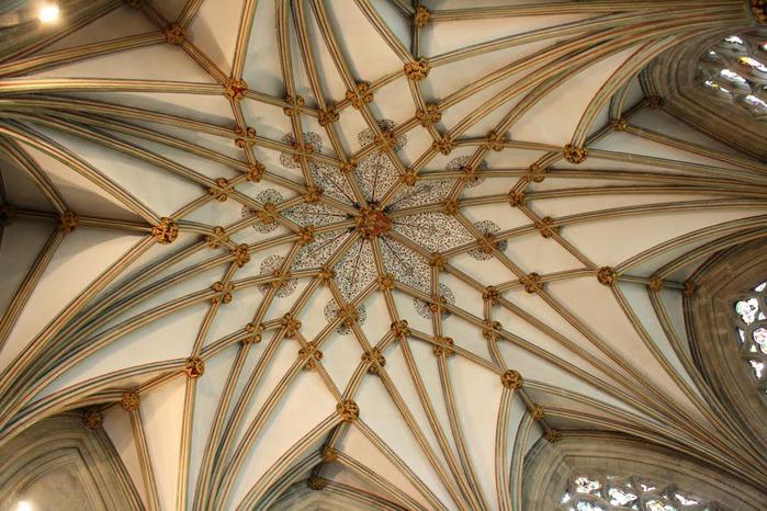 """Собор в Уэльсе - """"самый поэтический из английских Соборов""""- часть 1. 65994"""