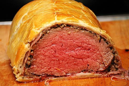 Мясо в тесте рецепт с пошагово