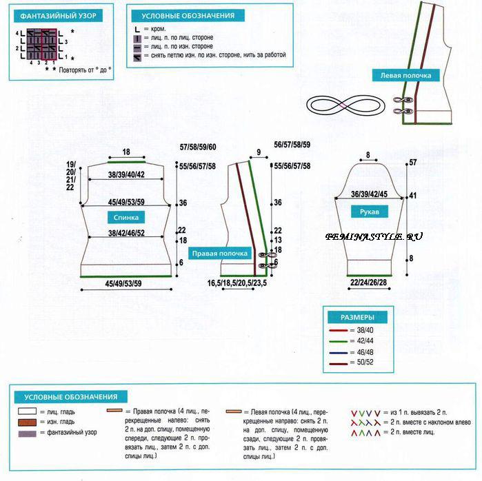 Вязание крючком или на спицах