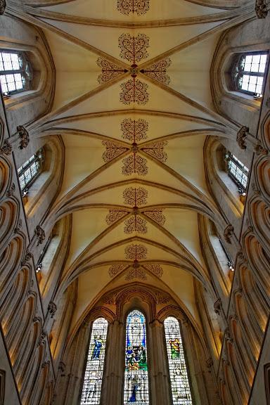 """Собор в Уэльсе - """"самый поэтический из английских Соборов""""- часть 1. 57010"""