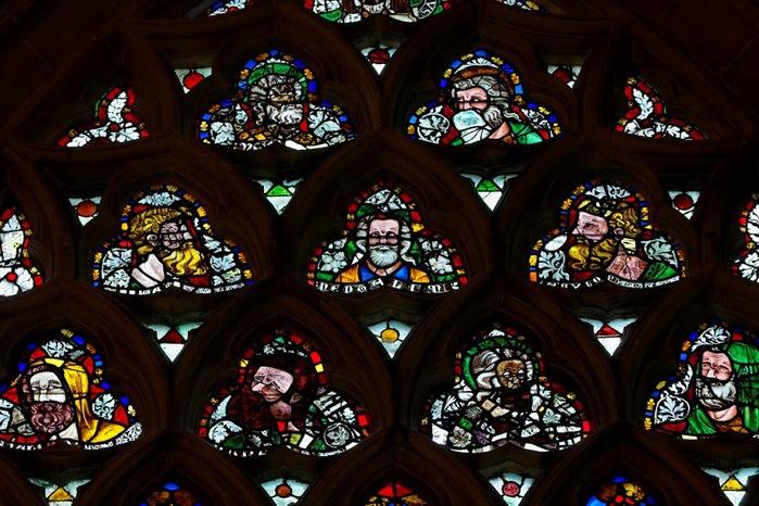 """Собор в Уэльсе - """"самый поэтический из английских Соборов""""- часть 1. 94806"""