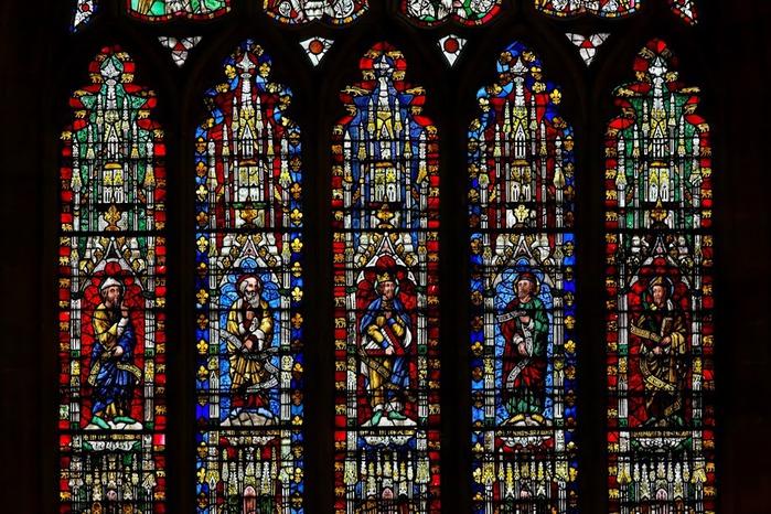 """Собор в Уэльсе - """"самый поэтический из английских Соборов""""- часть 1. 76406"""