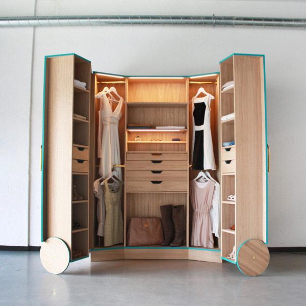дизайнерский шкаф для вещей (600x600, 68Kb)