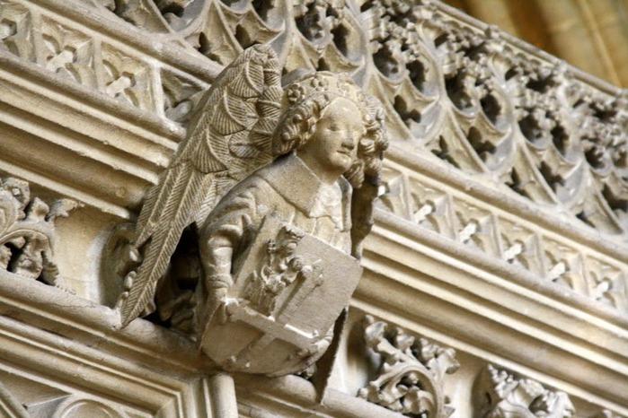 """Собор в Уэльсе - """"самый поэтический из английских Соборов""""- часть 1. 69548"""