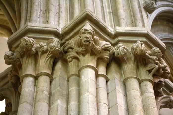 """Собор в Уэльсе - """"самый поэтический из английских Соборов""""- часть 1. 91334"""