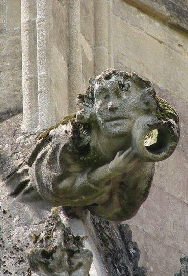 """Собор в Уэльсе - """"самый поэтический из английских Соборов""""- часть 1. 98757"""